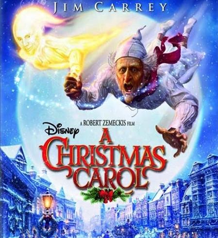 فلم الانيميشن العائلي انشودة العيد A Christmas Carol 2009 مترجم للعربية
