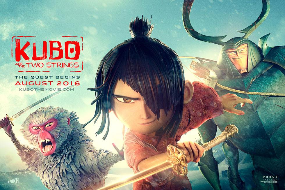 فلم الكرتون كوبو والسلسلتان Kubo and the Two Strings 2016 مترجم للعربية