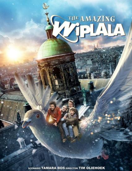 فلم الكرتون العائلي The Amazing Wiplala 2014 مترجم للعربية