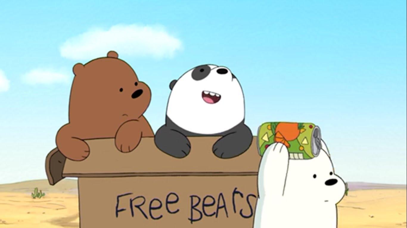 فلم كرتون الدببة الثلاثة