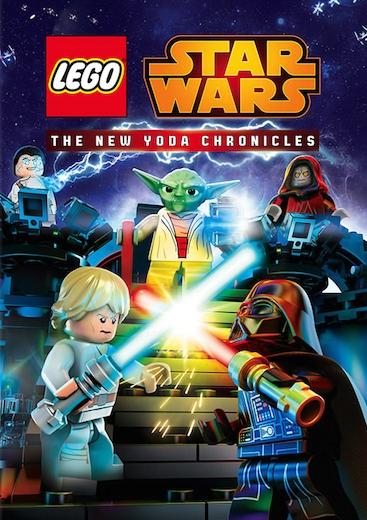 فلم الكرتون ليجو حرب النجوم رائد على كوروسكانت Lego Star