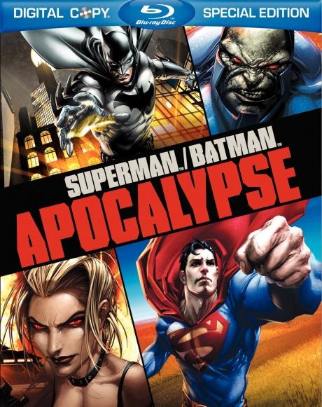 Superman Batman: Apocalypse 2010