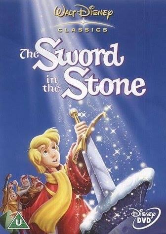 شاهد فلم الكرتون السيف العجيب The sword in the stone 1963 مدبلج للعربية