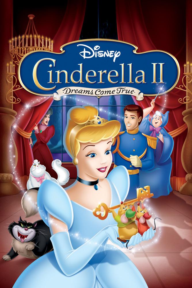 شاهد فلم الكرتون سندريلا ويتحقق الحلم Cinderella 2 dreams come true 2002  مدبلج للعربية