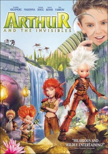 شاهد الفلم العائلي آرثر والمخفيين Arthur and the Invisibles 2006 مدبلج للعربية