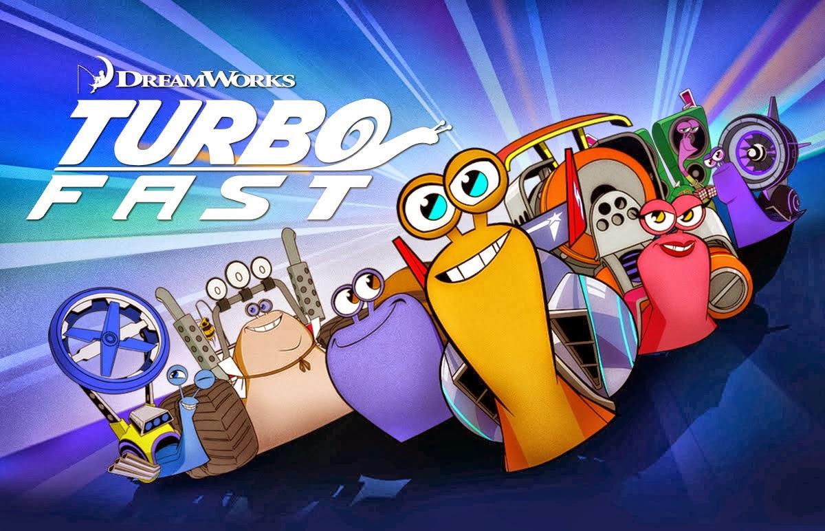 مسلسل كرتون  Turbo FAST تربو فاست
