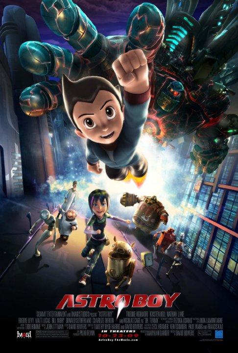شاهد فلم الكرتون الفتى الخارق استرو - Astro Boy 2009 مدبلج باللغة العربية