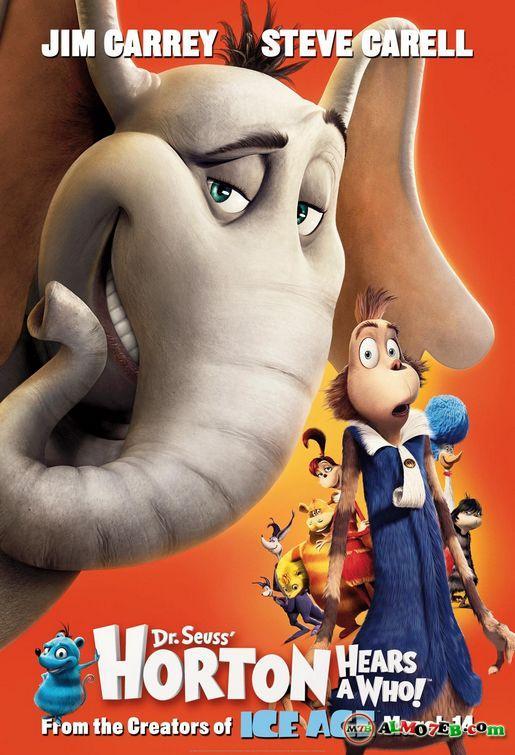 شاهد فلم الكرتون هورتن يسمع هووو Horton Hears a Who 2008 مدبلج للعربية