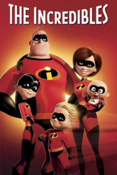 شاهد فلم الكرتون ابطال خارقون Incredibles 2004 مدبلج للعربية