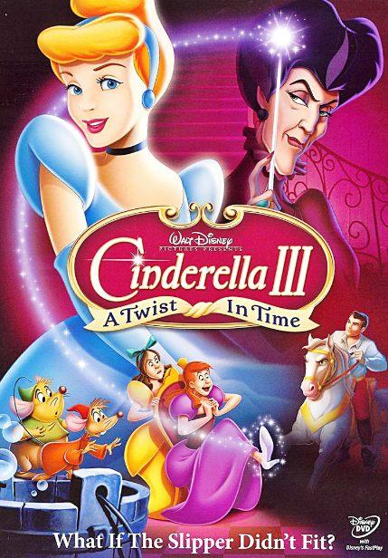 شاهد فلم الكرتون ساندريلا Cinderella 3 مدبلج بجودة HD