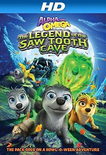 شاهد فلم الكرتون الفا واوميغا Alpha And Omega: The Legend of the Saw Toothed Cave 2014 مترجم