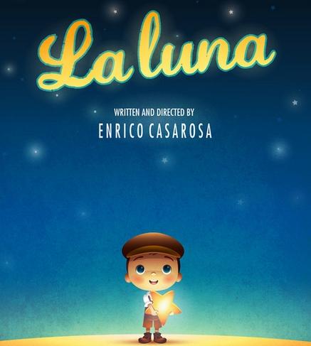 شاهد فلم الكرتون القصير لا لونا La luna 2011