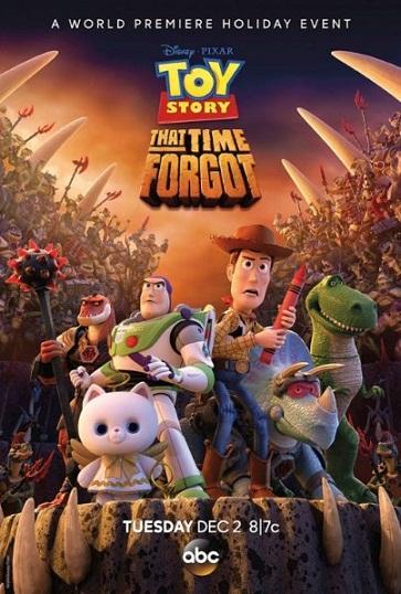 شاهد الفلم الكرتوني القصير حكاية لعبة نساها الزمن Toy Story That Time Forgot 2014 مترجم
