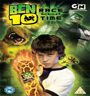 ben10.Race againsT time Èä Êä ÓÈÇÞ ãÚ ÇáæÞÊ