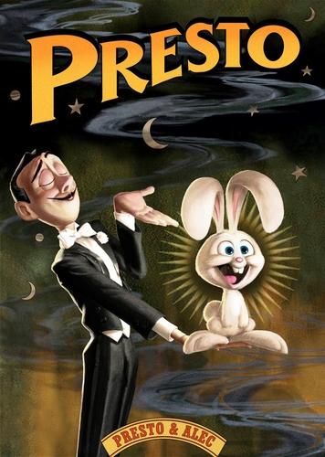 شاهد فلم الكرتون القصير الصامت والمضحك Presto 2008