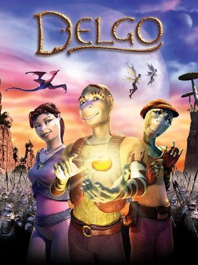 شاهد فلم الكرتون Delgo 2008 مترجم