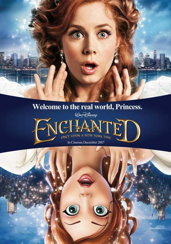 شاهد الفلم العائلي الاميرة جيزيل Enchanted 2007 مدبلج للعربية