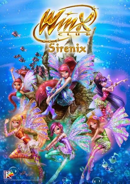 شاهد  فلم الكرتون Winx Club The Mystery of the Abyss 2014 مترجم