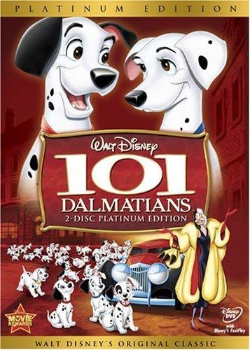 شاهد فلم الكرتون مئة مرقش ومرقش الجزء الاول Dalmatian 101  مدبلج