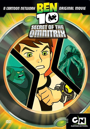 Ben 10 Secret Of The Omnitrix بن تن سر الاومنيتريكس