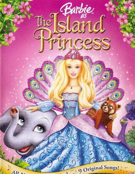 شاهد فلم باربي اميرة الجزيرة Barbie as The Island Princess 2007 مدبلج