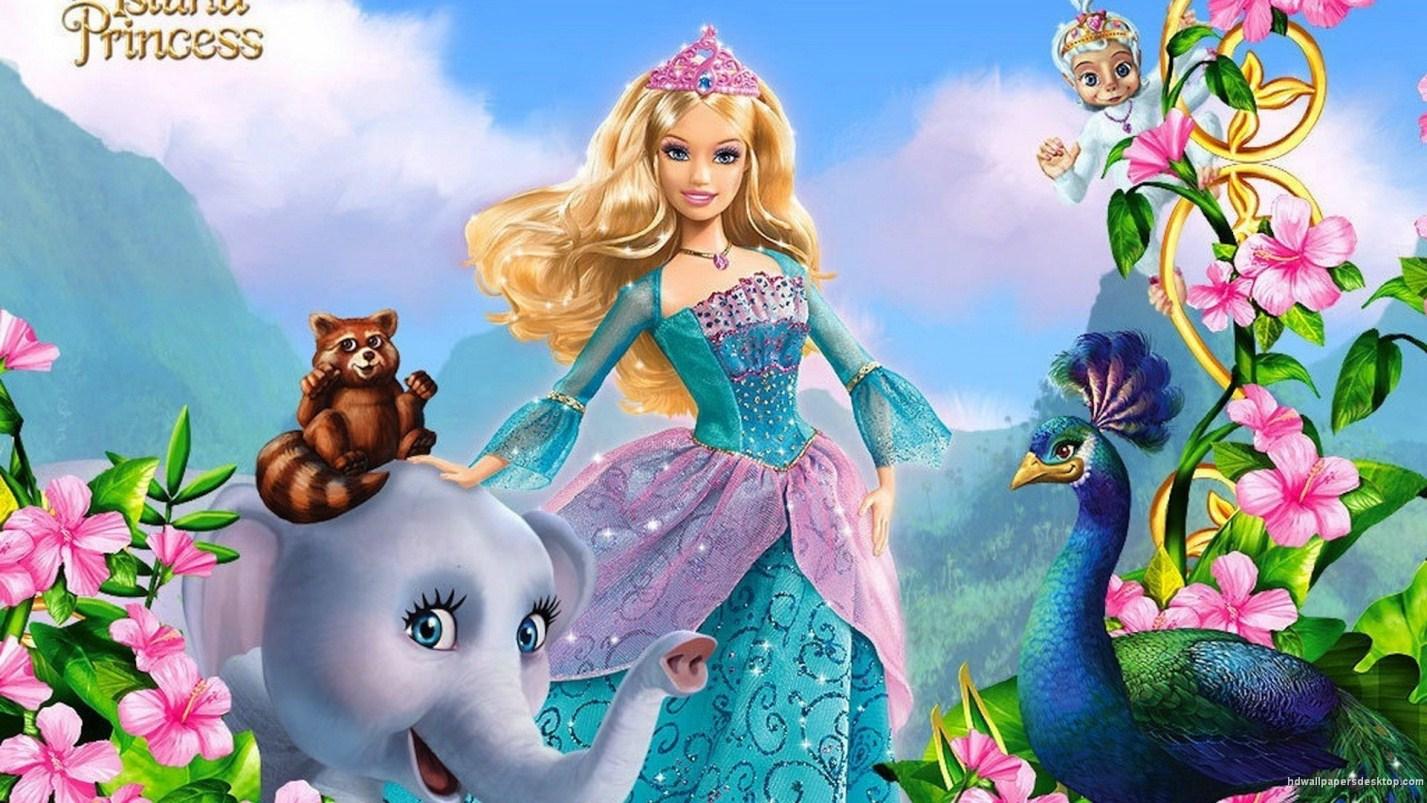» فيلم باربي Barbie in Princess Power 2015 مدبلج.