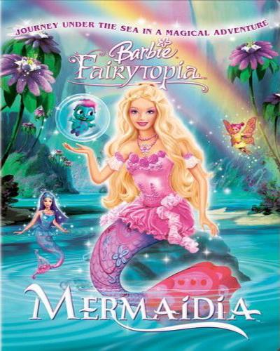فلم باربي فريتوبيا Barbie Fairytopia Mermaidia 2006  مترجم للعربية