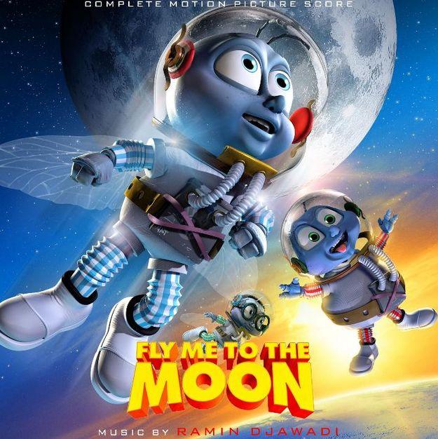 فلم كرتون طر بي الى القمر Fly Me To The Moon 2008 مدبلج للعربية HD
