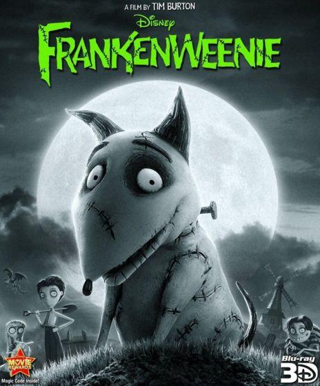 فلم الكرتون فرانكويني Frankenweenie 2012 مترجم للعربية