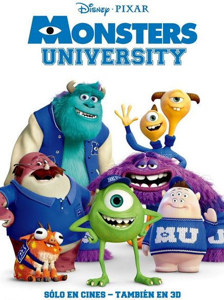 ��� ������� ����� �������� Monsters University 2013 ����� ����