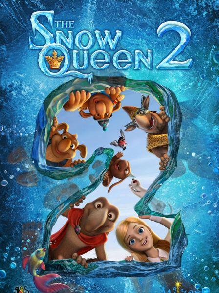 فلم الكرتون ملكة الثلج الجزء الثاني The Snow Queen 2 2014 مترجم