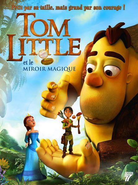 فلم الكرتون توم الصغير Tom Little 2014 مترجم