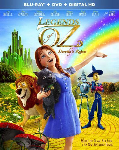 شاهد فلم الكرتون أساطير أوز عودة دوروثي Legends Of Oz Dorothys Return 2013 مترجم
