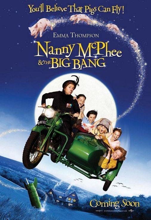 شاهد الفلم العائلي المربية ماكفي والانفجار الكبير Nanny McPhee And The Big Bang 2010 مترجم