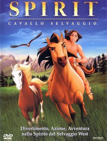 شاهد فلم الكرتون حصان من سيمارون Spirit Stallion of the Cimarron 2002 مدبلج