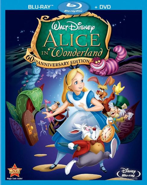 شاهد فلم اليس في بلاد العجائب Alice in Wonderland 1951 مدبلج