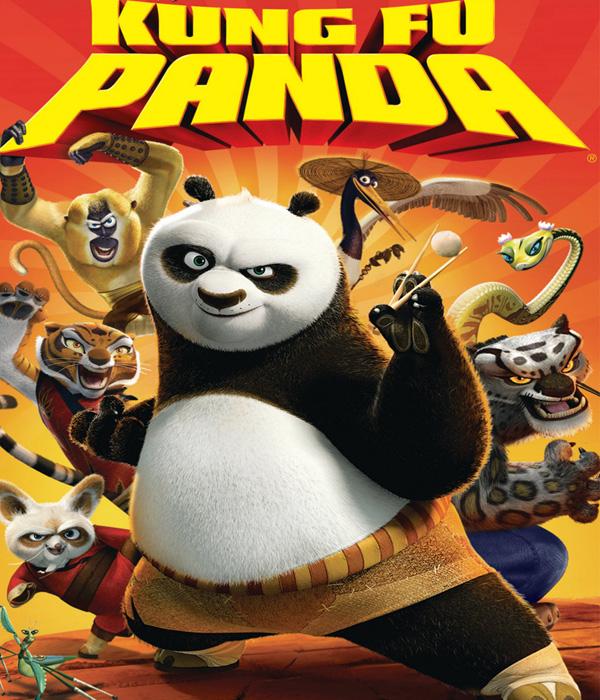 شاهد فلم الكرتون كونغ فو باندا Kung Fu Panda 1 2008 مدبلج للعربية
