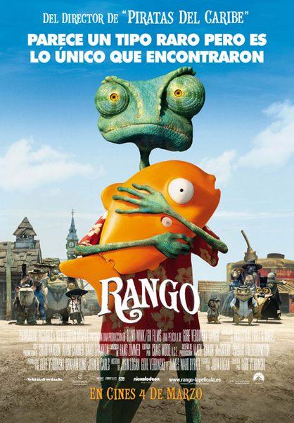 شاهد فلم الكرتون الجميل Rango 2011 مدبلج للعربية