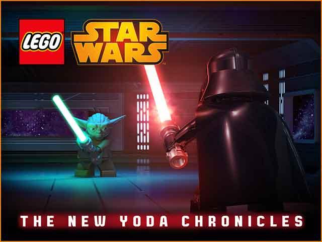 شاهد فلم الكرتون القصير Lego Star Wars :Raid on Coruscant 2014 مترجم