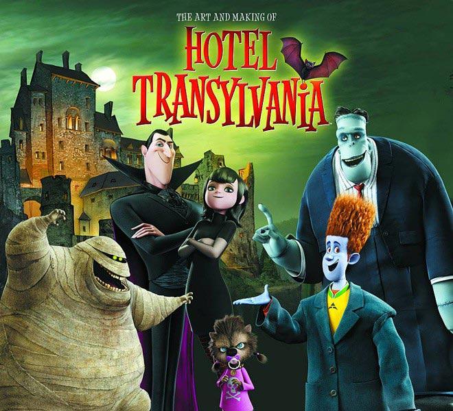 شاهد فلم الكرتون فندق ترانسلفانيا Hotel Transylvania 2012 مدبلج باللغة العربية