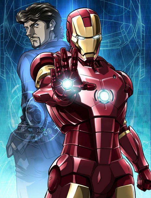مسلسل الكرتون الرجل الحديدي Iron Man مترجم - الحلقة 1