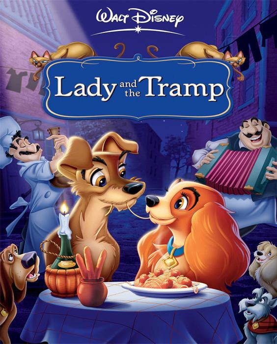 شاهد فلم الكرتون النبيلة والشارد الجزء الاول Lady And The Tramp 1995 مبدبلج للعربية