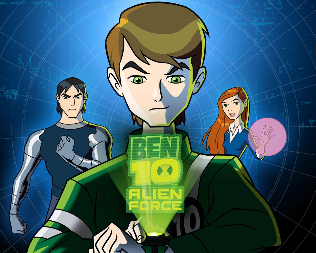 Ben10 Alien Force بن تن اليين فورس مدبلج وكامل