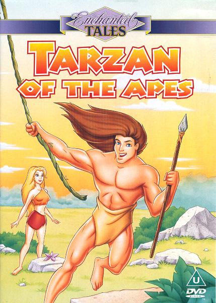 شاهد فلم الكرتون طرزان زعيم القردة Tarzan Of The Apes مدبلج للعربية