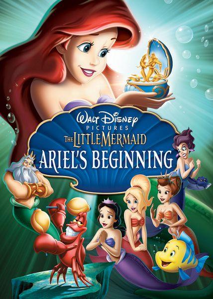 شاهد فلم حورية البحر الجزء الثالث The Little Mermaid 3 Ariel's Beginning 2008 مدبلج للعربية